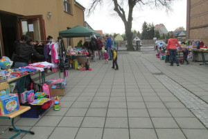 Flohmarkt 16.04.16